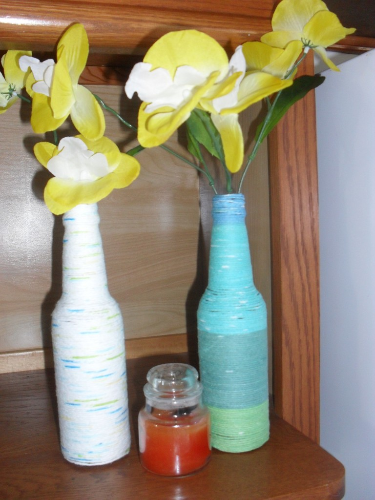 do it yourself bottle craft