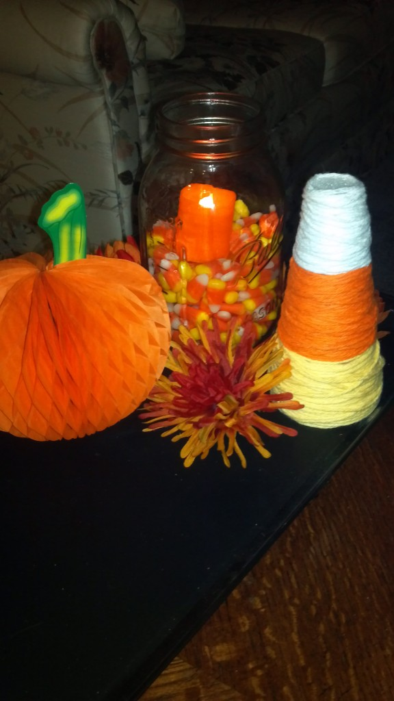 fall decor do it yourself