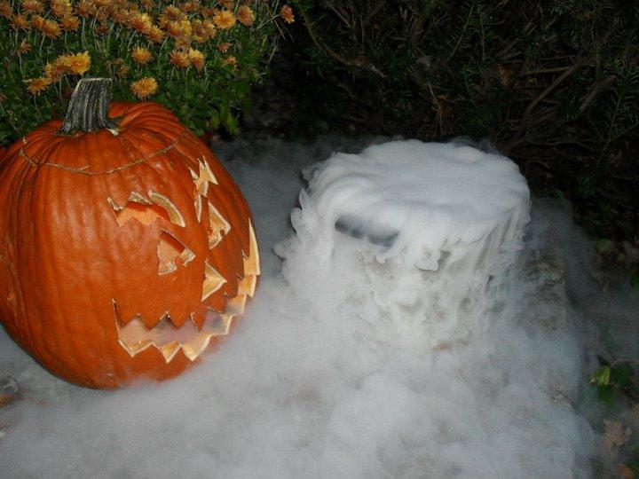 *Past & Present Halloween Ideas*
