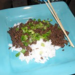 *Easy Korean Beef*