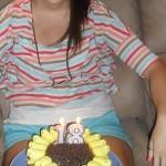 *Sunflower Peep Cake*