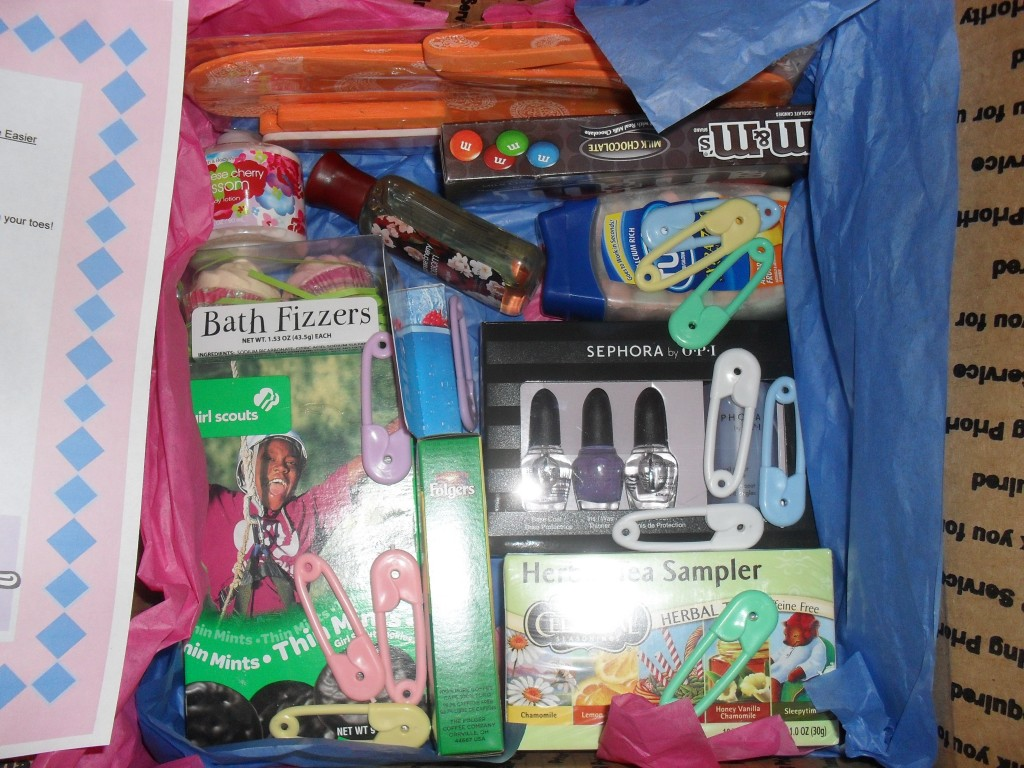 Baby Care Package