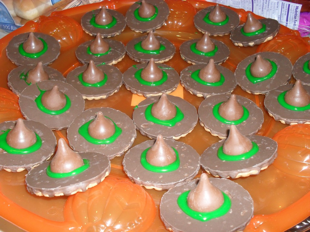 witches hat cookie recipe