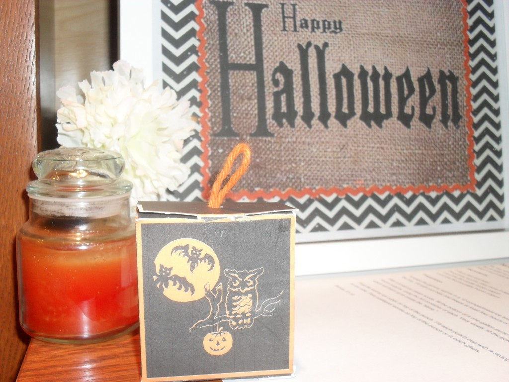 martha stewart halloween party favors