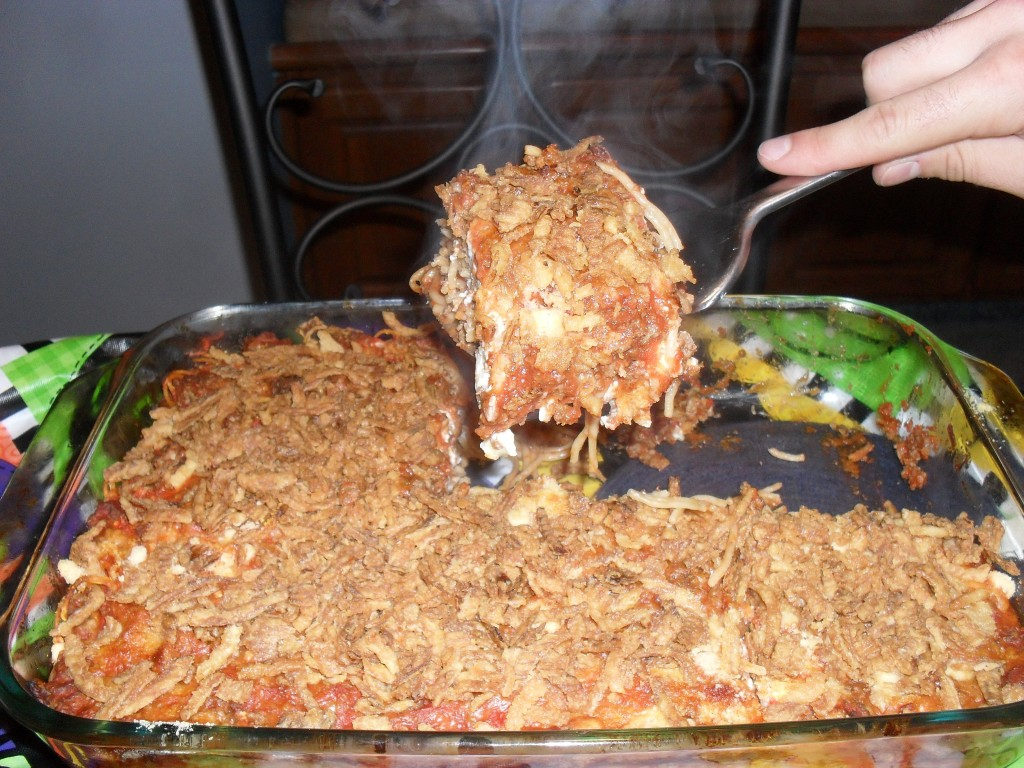 quick dinner recipe ground beef