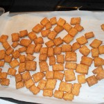 *Baked Cheez-Its*