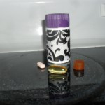 *Mod Podge Pill Container*