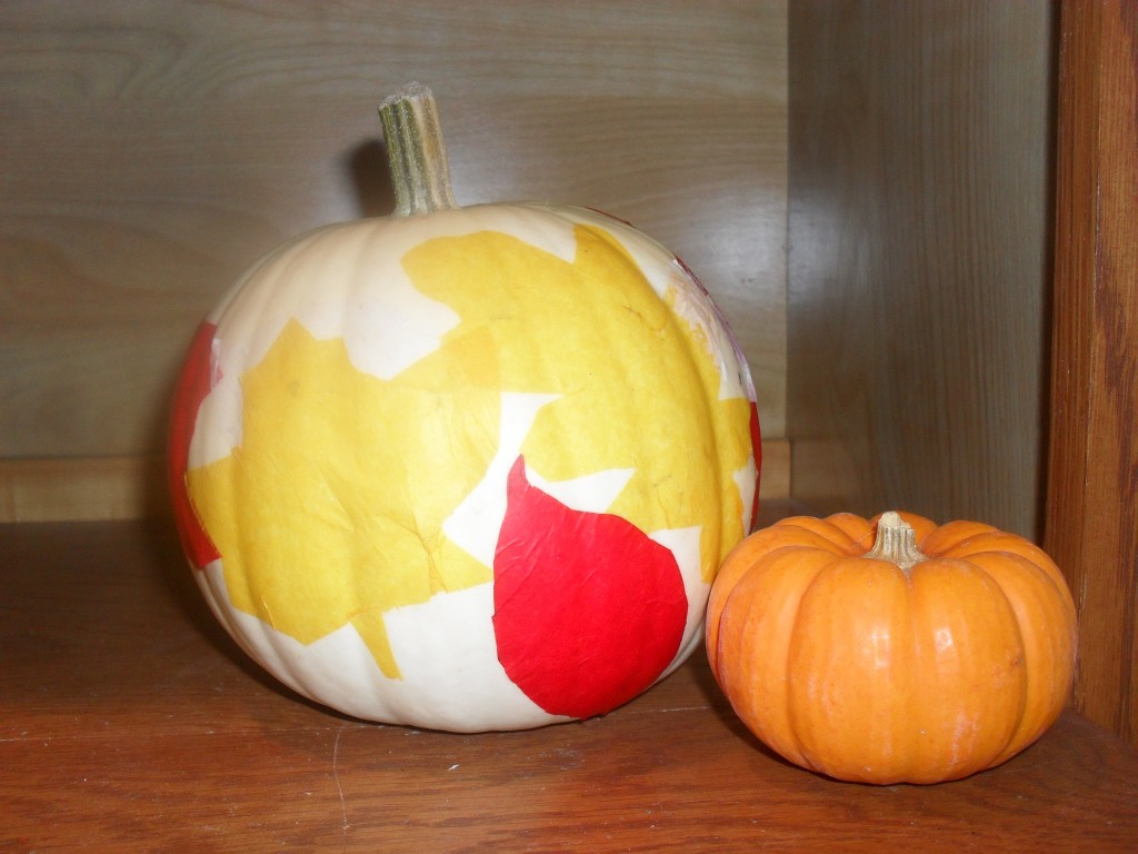 pinterest pumpkin craft