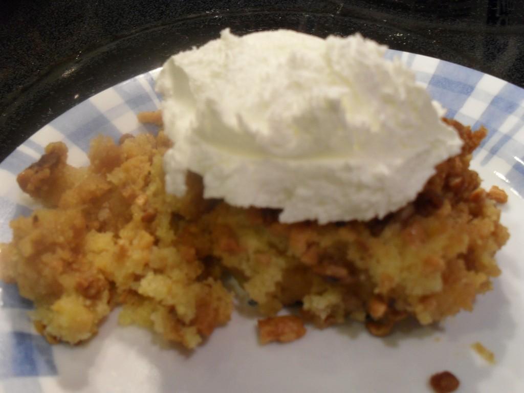 how to make crumb cake