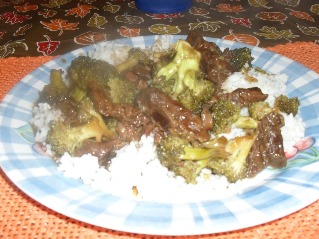 beef dinner recipe