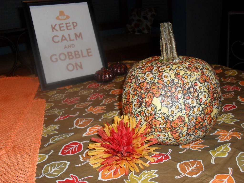 pumpkin cheap crafts