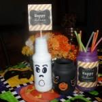 *Halloween Jars*