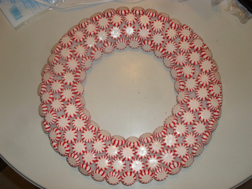 foam wreath