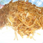 *Cheeseburger Spaghetti*