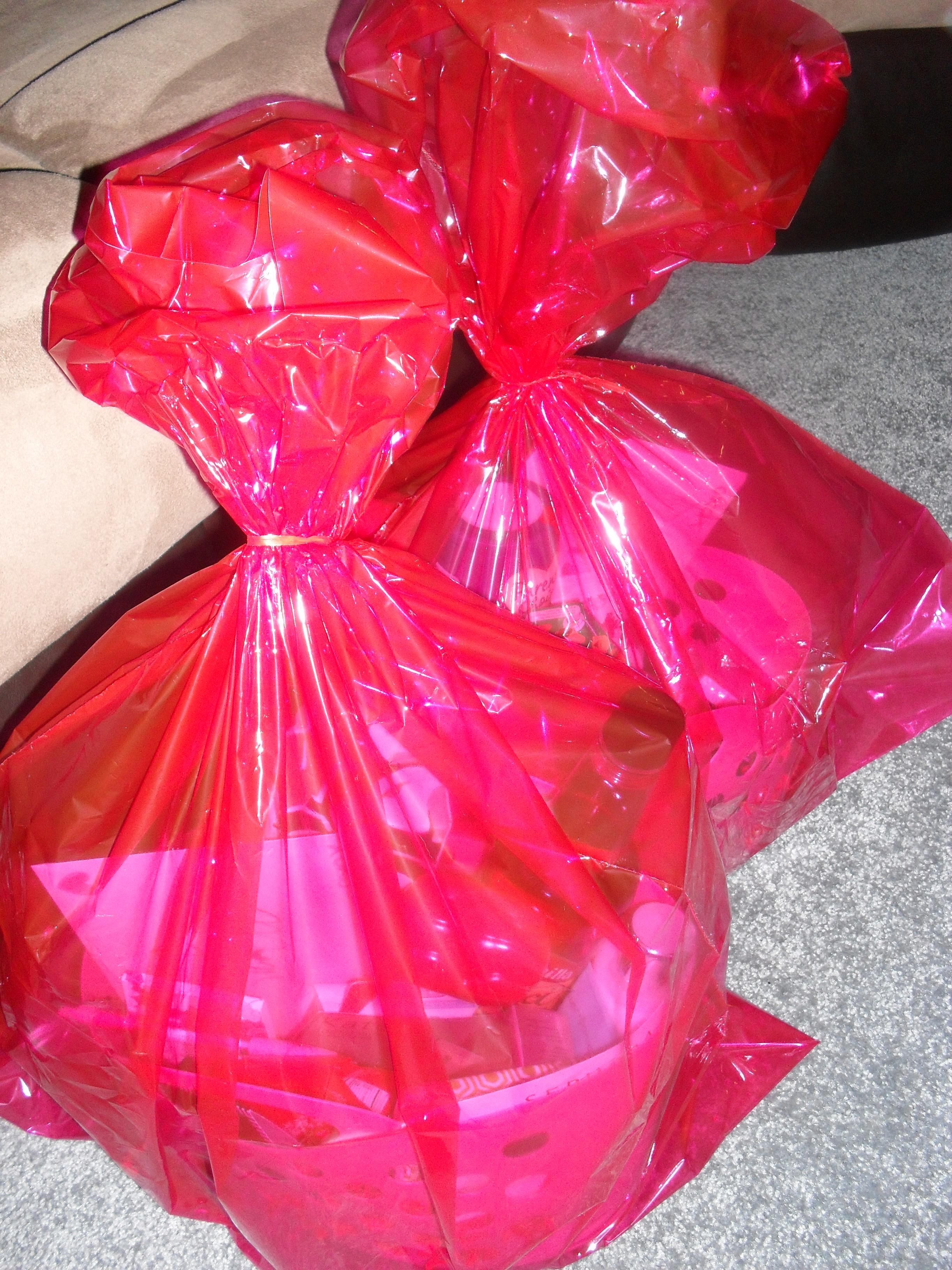 *Valentine Gift Basket*