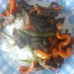 Stir Fry Steak