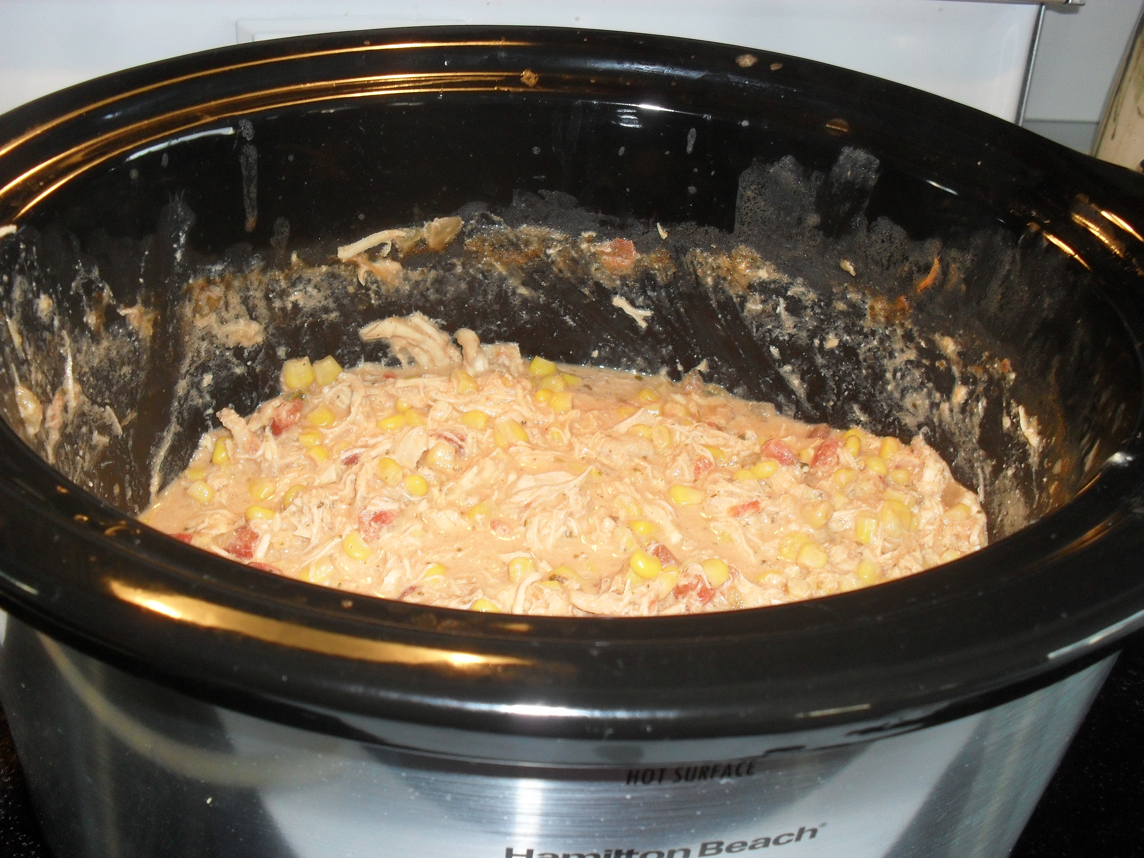 Crock-Pot Corn Chicken