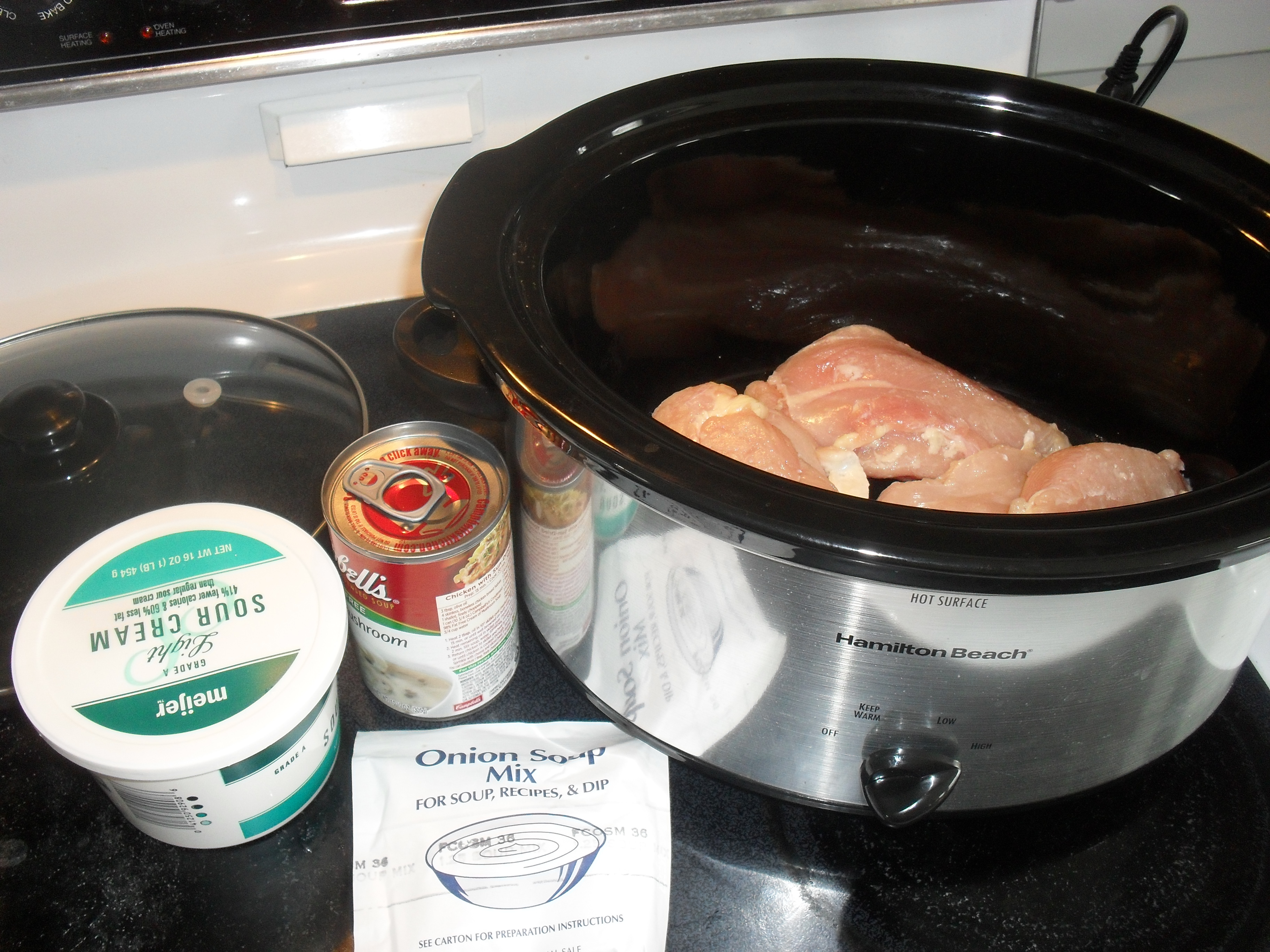 Dec 14,  · This is an incredibly easy chicken crock pot dinner for two that can easily be doubled for larger families. Note: We share referral links to products we love. Cris here. I just love easy delicious dinner recipes and a version of this dish has been a favorite of mine and Miss Add's for years/5(8).