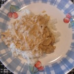 Crock-Pot Chicken Stroganoff