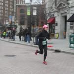 Running To Keep Breathing