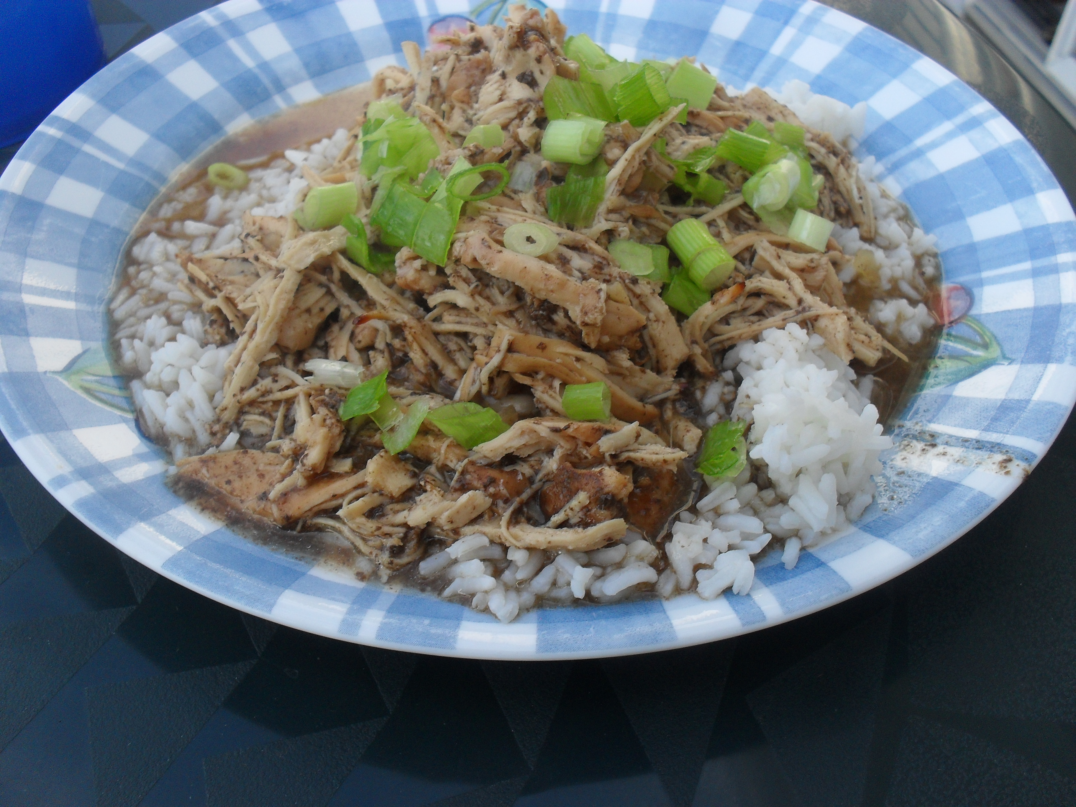 Crock-Pot Asian Shredded Chicken