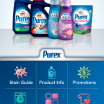 Win An iPad Mini from the NEW Purex Laundry Application!