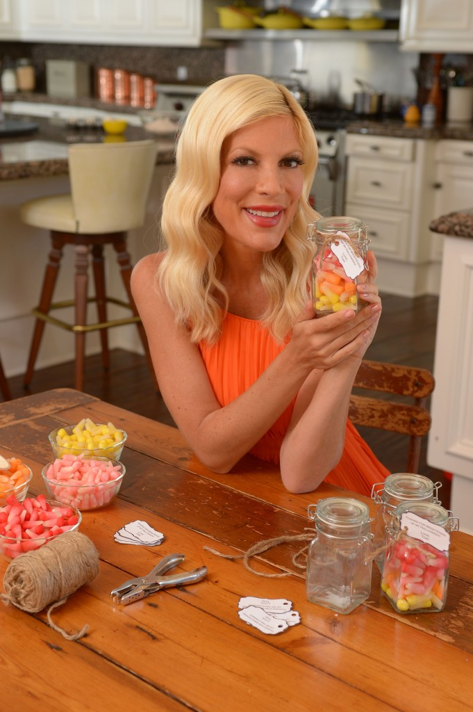 Tori Spelling for Starburst