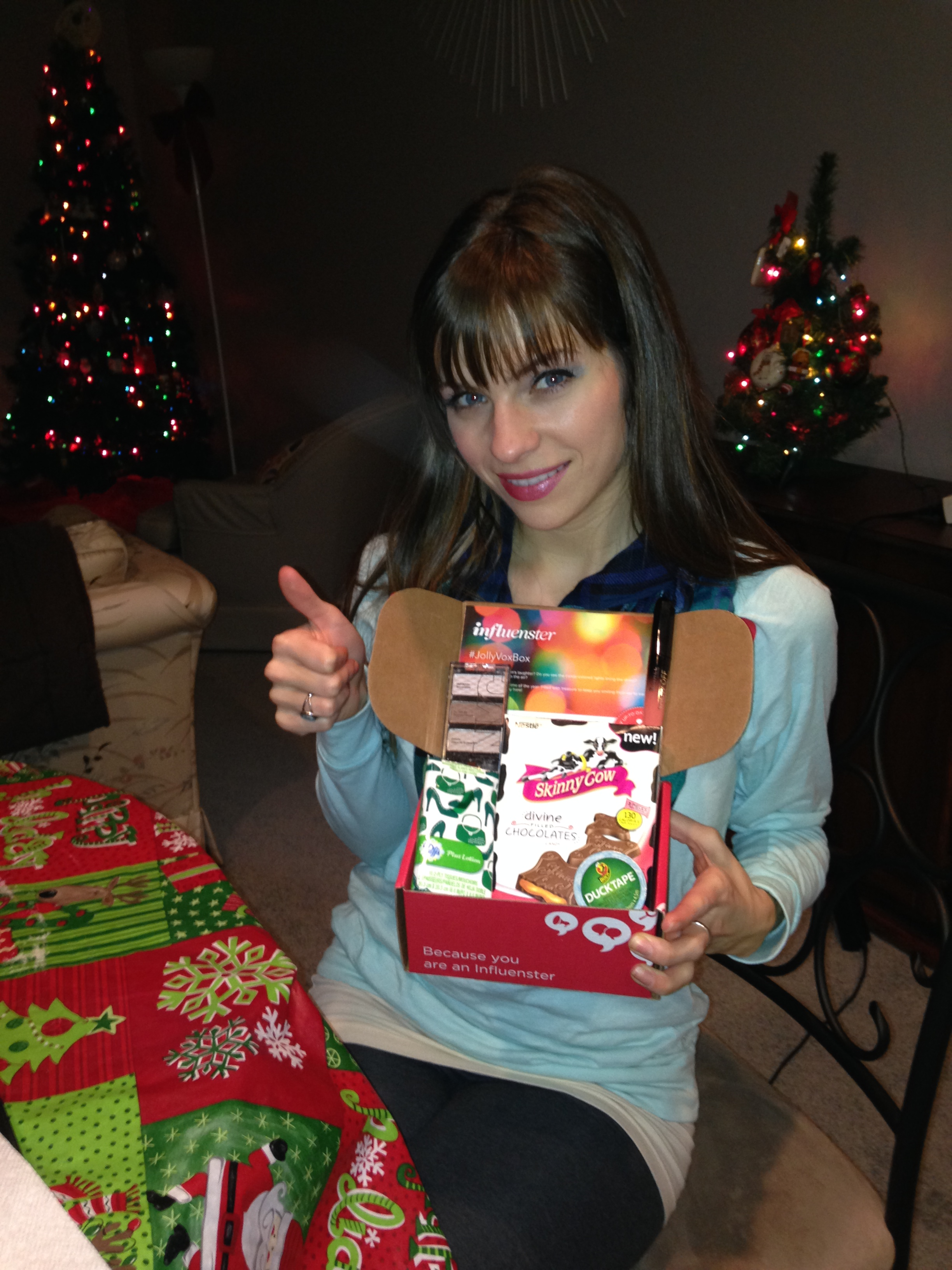Influenster #Jollyvoxbox Review!