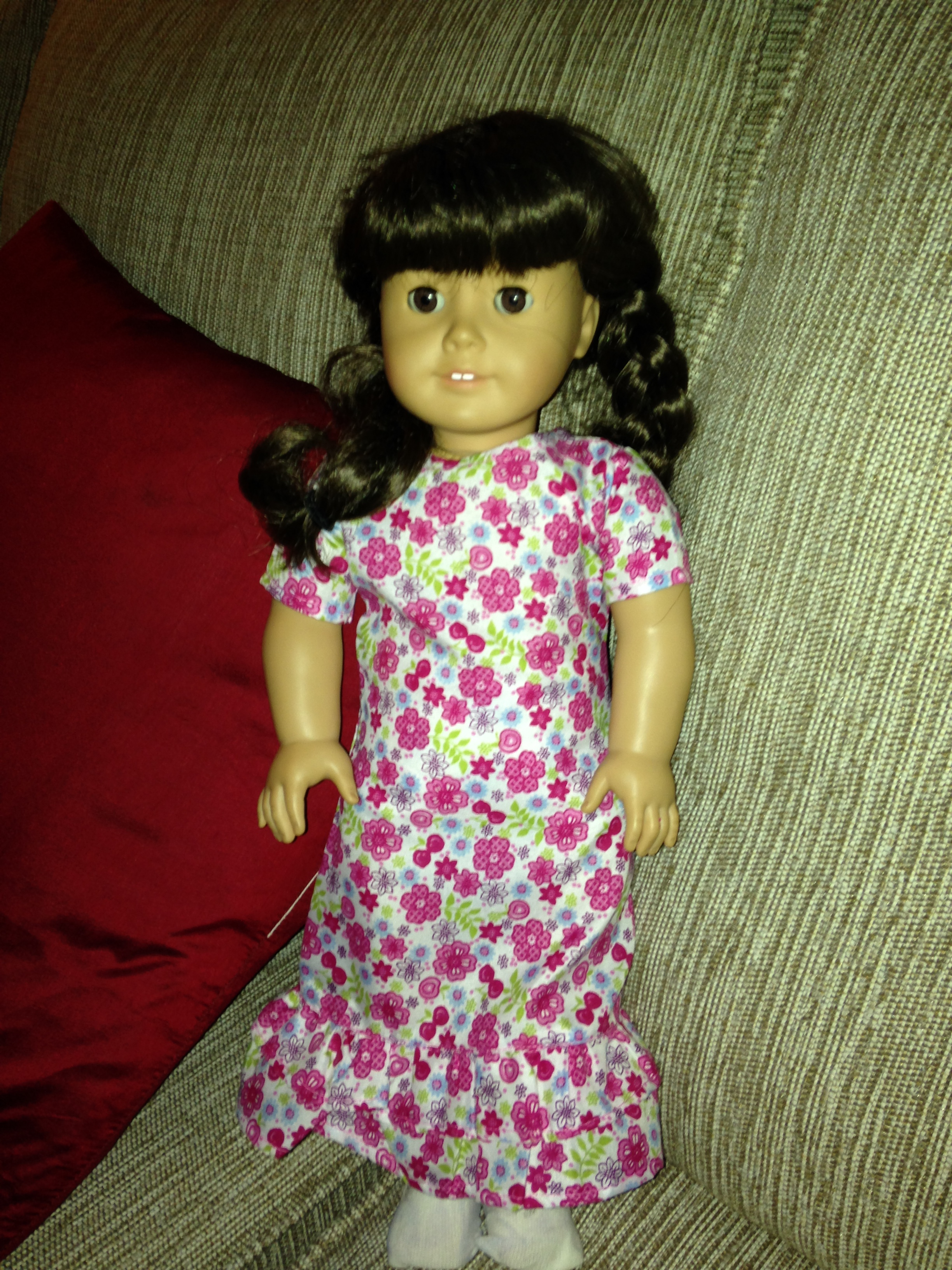 Doll Clothes Superstore Review: American Girl! - Tasteful Space