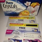 Purex Crystals Dryer Sheet Giveaway & WIN $500!