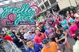 Gazelle Girl Half Marathon & 5K: It's Event Time!