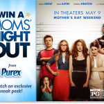 WIN a Mom's Night Out from Purex!