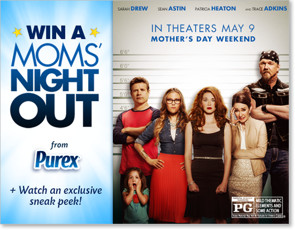 WIN a Moms' Night Out