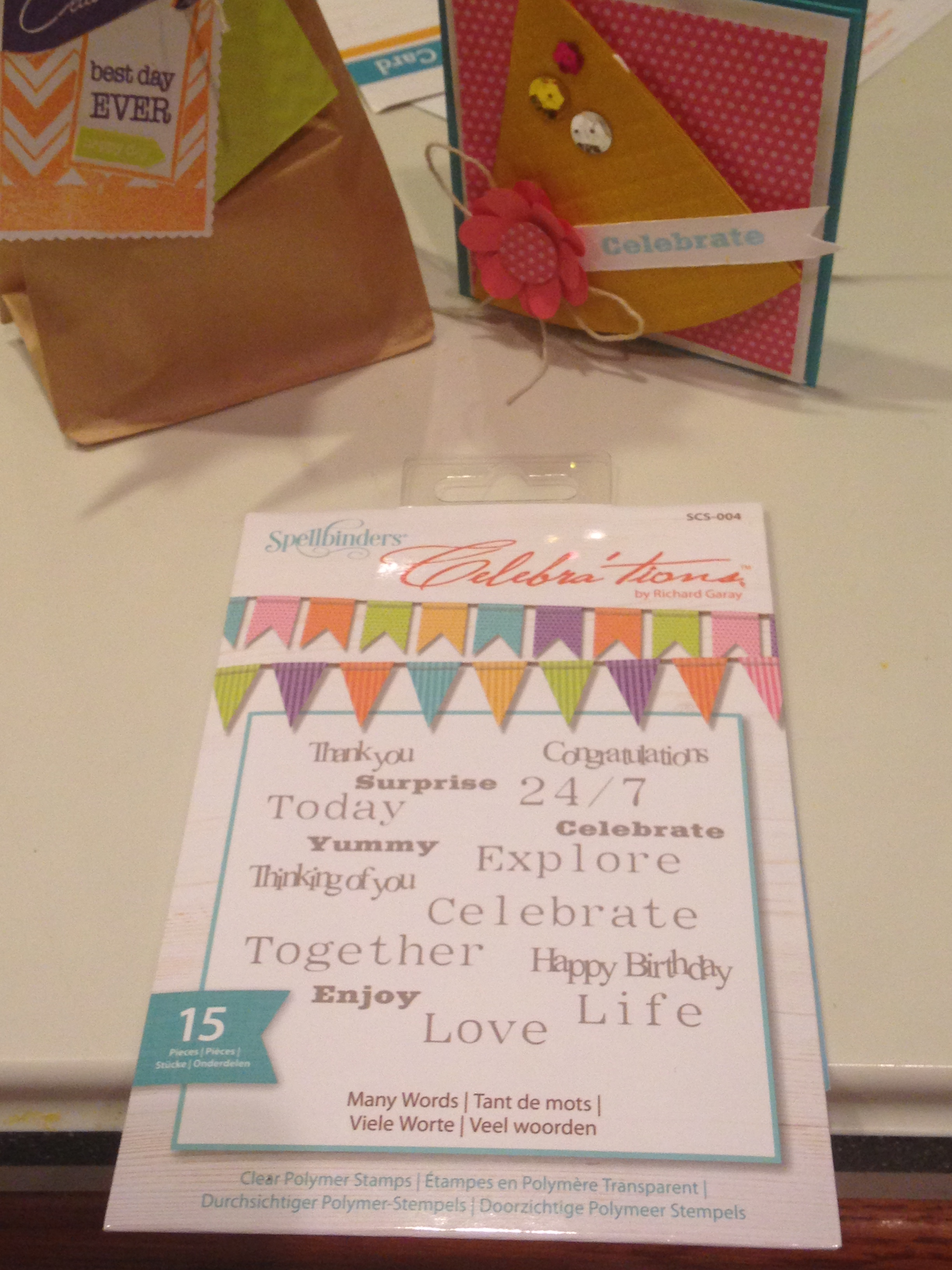 Spellbinders Celebra'tions Collection Giveaway!