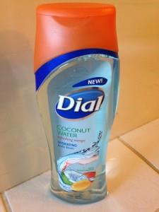 NEW Dial Coconut Water Refreshing Mango Body Wash Giveaway!