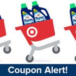 Purex #Cartwheel #Coupon at Target!