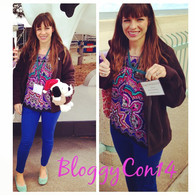 My 1st Blog conference!
