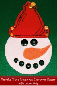 Christmas Character Banner Thumb Small