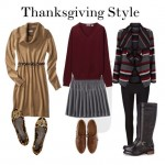 Looking for Thanksgiving outfit ideas? Here are three fabulous options!