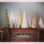 These trees make for an easy craft that add a unique touch to your decor!