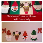 I had so much fun creating my Christmas craft with #LauraKellyWinterHats ! Learn about the amazing products I used from @ellisonedu , @laurakellydesigns , #buttonsgalore and #ilovetocreate along with directions on how to make my banner and enter to #WIN a crafting package prize! ⛄️❤️ Visit http://ift.tt/KW1TtJ
