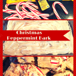 Christmas Peppermint Bark