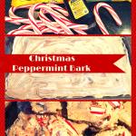 Christmas Peppermint Bark