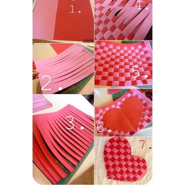 Heart Quilt paper craft