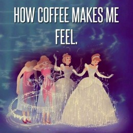 How Coffee makes me feel