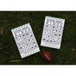 Game day is here! Super Bowl Bingo is a great way to keep the fun going!
