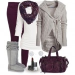 It is so cold! Time for sweaters, Starbucks and scarves!