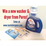 Enter to #WIN a new washer & dryer from @Purex & @whirlpool at http://ift.tt/KW1TtJ