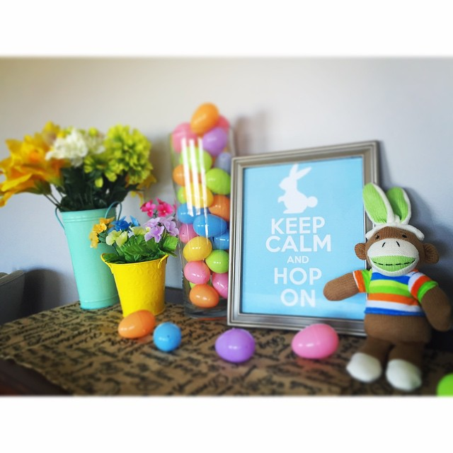 Easter is almost here, how do you decorate?