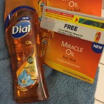NEW Dial Miracle Oil Body Wash Giveaway!